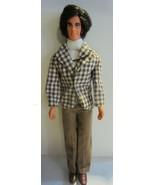 Vintage  Mod Hair Ken Doll With Original Clothes - $95.00