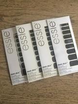 4 x Essie Sleek Stick Nail Applique Nail Strips stickers A to Zebra Lot of 4 - $13.71