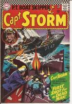 Dc Capt Storm #17 First Shot For A Dead Man Pt Boat Skipper Naval action - $9.95