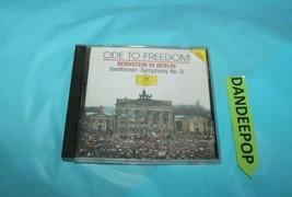 Ode to Freedom: Bernstein in Berlin (CD, Feb-1990, Deutsche Grammophon) - $7.91