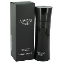 Armani Code by Giorgio Armani Eau De Toilette Spray 2.5 oz for Men - $92.95