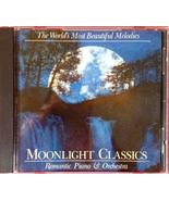 Readers Digest the Worlds Most Beautiful Melodies Moonlight Classics Rom... - $14.84