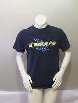 Retro Tragically Hip Shirt - Star Snake Graphic - Men's Large  - $49.00
