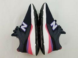 Neu New Balance Herren Schuhe Sneakers X-90 Laufen MSX90CRC Grau 7.5 D Msrp image 3