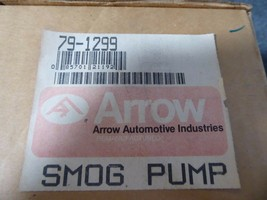 79-1299 GM Smog Pump, Remanufactured By Arrow image 2