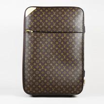 """Louis Vuitton Monogram Coated Canvas """"Pegase 70"""" Suitcase - $2,705.00"""