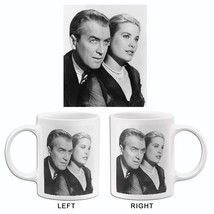 James Stewart - Grace Kelly - Rear Window - Movie Still Mug - $23.99+