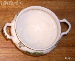 English STAFFORDSHIRE- Vintage Johnson Brothers Friendly Village Sugar Bowl - $12.45