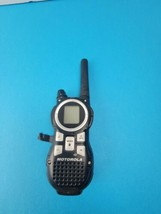 Motorola MR350R Talkabout Black Handheld 35 Mile Range 2-Way Radio Walki... - $21.09