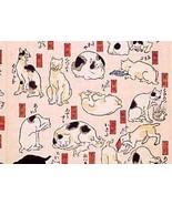 100 Cats 15x22 Japanese Cat Art Print by Kuniyoshi Asian Art Japan sushi   - $39.59