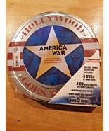 America goes to War WWII Collection Tin DVD Set- Hollywood Goes to War - $11.38