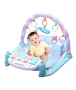 Baby Play Mat Gym Toys 0-12 Months Soft Lighting Musical Activity Floor ... - $37.39