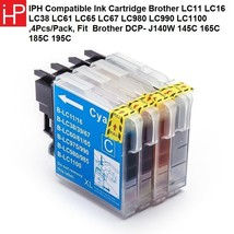 Compatible Ink Cartridge Brother LC11 LC16 LC38 LC61 LC65 LC67 LC980 LC9... - $28.03