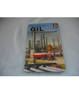 Vintage 1968 Lady Bird Book The Story Of Oil Series 601  - $7.86