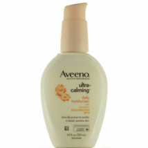 Aveeno Ultra-Calming Daily Moisturizer with Broad Spectrum SPF 15, 4oz image 2
