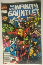 THE INFINITY GAUNTLET #3 (1991) Marvel Comics Thanos VG+ - $14.84