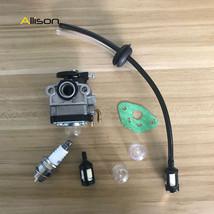 Carburetor Carb Kit For Walbro Redmax Roybi MTD Shindaiwa Gas Trimmer Cutter  - $12.14
