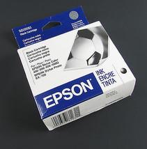 "Brand New Sealed "" EPSON S020093 "" Black Ink Cartridge - Expired! - $3.20"