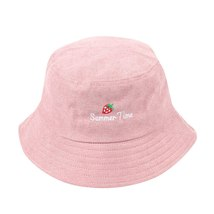 feitong New Fashion Women Floppy Cotton Sun Hat With Bow Wide Large Brim Cap Sum image 4