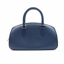 Louis Vuitton Jasmin Epi Blue Leather Hobo Ladies Bag - $850.00
