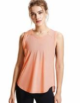 CRZ YOGA Women's Activewear Quick Dry Workout Sleeveless Shirt Mesh Tank... - $27.72+