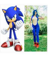 Sonic The Hedgehog Costume Sonic cosplay costume - $89.00