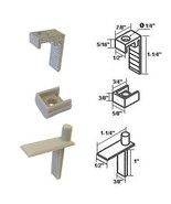 Hinge Pin with Hinge Clip and Bushing For Swing Shower - $23.71
