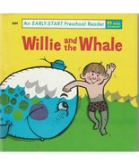 Willie and the Whale 1965 Anne DeCaprio An Early Start Preschool Reader - $12.86