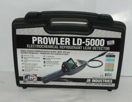 JB Industries Prowler LD5000 Electrochemical Refrigerant leak Detector image 1