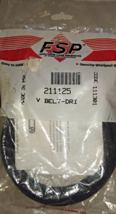 FSP 211125 Washer V-Belt/Drive Belt-Genuine Whirpool OEM - $14.99
