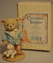 Cherished Teddies - Jeremy - 950521 - Friends Like You are Precious & Few - $11.87