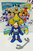 Imaginext DC SUPER FRIENDS SERIES 6 - LEX LUTHOR Figure Sealed Mystery B... - $6.75
