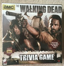 Amc The Walking Dead Trivia Board Game By Cardinal - Brand NEW/STILL Sealed - $5.62