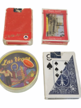 Vintage Playing Card Lot Airlines Delta Korean Continental Western Cruise Lines image 6