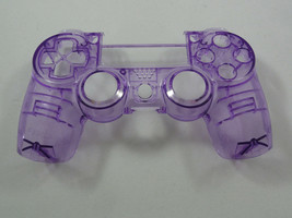 Transparent Purple Front Face Shell For PS4 Controller - New - For Curre... - $21.58 CAD+
