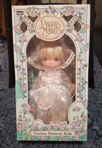 Precious Moments Bride Wedding Doll (1992) Rose Art Vintage 10 inch viny... - $30.00