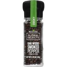 McCormick Gourmet Global Selects, Oak Wood Smoked Pepper, 1.76 oz - $19.13