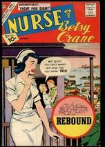 Nurse Betsy Crane #14 1961-CHARLTON COMICS-SILVER AGE-FN - $31.53