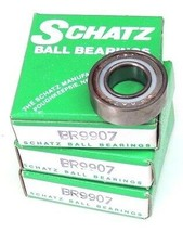 LOT OF 3 NIB SCHATZ BR9907 BALL BEARINGS