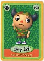 Boy 2 P03 Animal Crossing E-Reader Card Nintendo GBA - $9.99