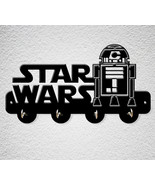Decoration Home, key hanger - pattern Star Wars gift for you - $15.00