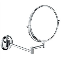 GuRun Two-Sided Vanity Swivel Mirror Wall Mounted with 10x Magnification... - $56.43