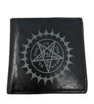 Anime Pentagram Black Butler Bifold Wallet By Yana Toboso / Kuroshitsuji... - $6.97