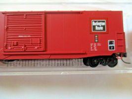 Micro-Trains # 18000210 Chicago Burlington & Quincy 50' Standard Boxcar N-Scale image 3