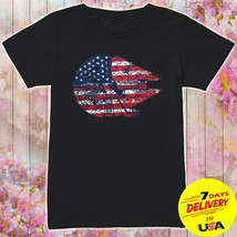 Falcon American Flag Independence Day 4th of July Full SIze - $12.99