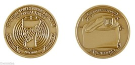 ARMY 7TH SPECIAL FORCES GROUP AIRBORNE BRONZE  CHALLENGE COIN - $16.24