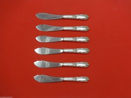 Splendor by International Sterling Silver Trout Knife Set 6pc. HHWS  Custom Made - $366.80
