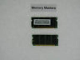 MEM-MSFC-128MB Two (2) 64MB EDO Sodimm Mod for Cisco Catalyst 6000 - $18.78
