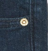 Juicy Couture Black Label Georgiana Stretch Flare Denim Jeans 27 NWT image 4