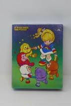 """Golden 1983 Hallmark Rainbow Brite Sprites 14""""x18"""" Jigsaw Puzzle COMPLETE - $9.49"""